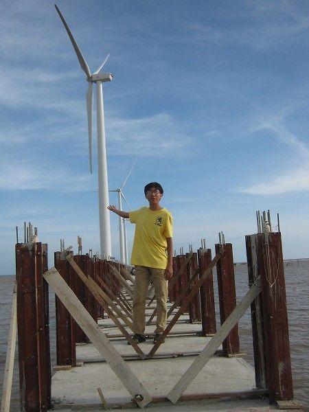 Thi công điện gió